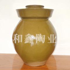 土陶泡菜坛