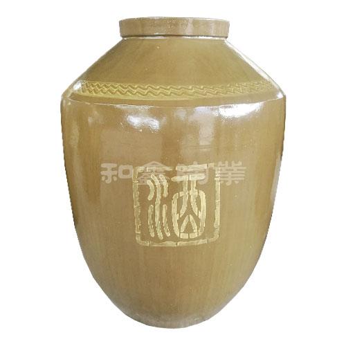 酒字陶瓷酒坛