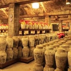 浙江老酒酒窖
