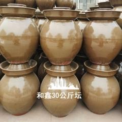 60斤土陶泡菜坛
