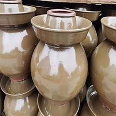 土陶泡菜坛厂家
