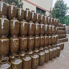 贵州土陶酒坛